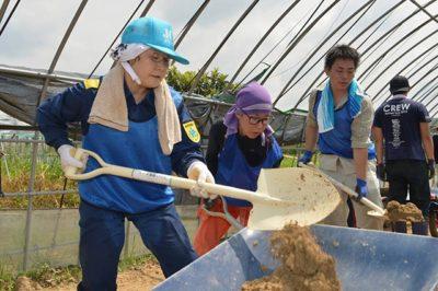 北部九州豪雨災害ボランティア