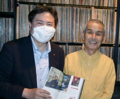 出口成信(北九州市議・小倉北区)さんは、音楽の心がわかってくれる人