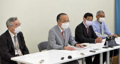 日本共産党福岡県委員会:記者会見